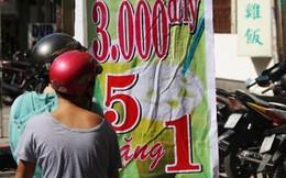 """Thanh long 10.000 đồng/4kg, nước mía 3.000 đồng/ly """"đại náo"""" VN"""
