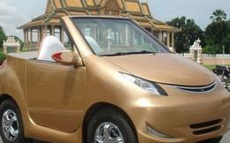 Xe hơi 5.000 USD của Campuchia: Tủi thân cho ngành công nghiệp VN