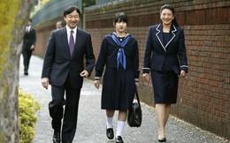 Cuộc sống tại trường cấp 3 của nàng công chúa Nhật Bản