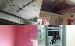 Nghịch lý ở Nam Đô Complex: Ở chung cư tiền tỷ vẫn lo mưa dột