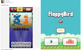Game Bắt chữ: Flappy bird phiên bản 2 của người Việt?
