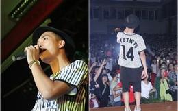 Rapper 9x Big Daddy biểu diễn cực sung cùng sinh viên Báo chí