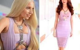 Hà Hồ mặc váy nóng bỏng, giống hệt Lady Gaga