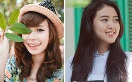 Vẻ đẹp của nữ sinh có tên thật cực lạ ở Việt Nam