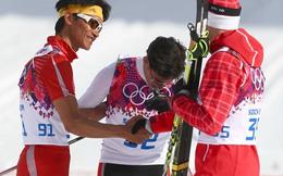 """Olympic Sochi: Về """"bét"""" nhưng vẫn là tâm điểm"""