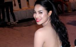 Phạm Hương rạng rỡ sau sự cố ở Hoa hậu VN 2014