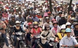 TP.HCM: Từ ngày 1.1, không đóng phí xe máy có thể bị phạt 50 triệu đồng
