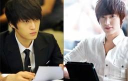 Khuôn mặt thật khó tin của các hot boy Hàn Quốc
