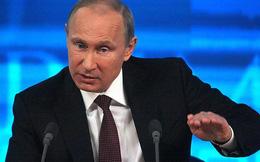 4 giờ chiều nay, Putin sẽ họp báo quốc tế với hơn 1.200 nhà báo