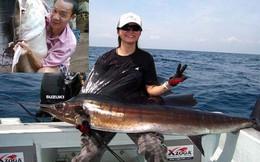 """Chiêm ngưỡng những """"quái ngư"""" khổng lồ ở Việt Nam"""
