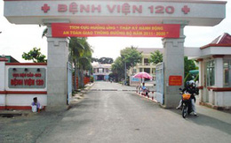Người đàn ông bị truy sát kinh hoàng trước cổng bệnh viện