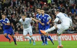 """Rooney lập cú đúp, ĐT Anh """"làm chơi ăn thật"""""""