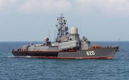 Tìm hiểu tàu hộ vệ tên lửa tiền thân của Molniya