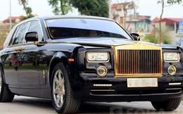 """Rolls-Royce khắc đôi rồng thời Lý """"đại náo"""" tại Hà Nội"""