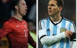 Ronaldo vs Messi: Ai là kẻ kiêu ngạo?
