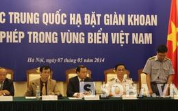 Bản tin VTV về việc tàu Trung Quốc đâm tàu Việt Nam