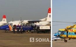 """Tướng Tuấn bác bỏ việc """"VN nhiệt tình quá mức"""" khi tìm máy bay"""