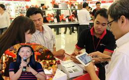 Bị khách phàn nàn về việc bán hàng đắt, CEO FPT Shop nói gì?