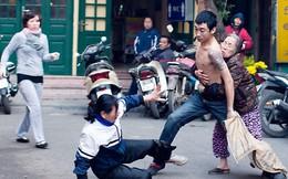 """Thanh niên cầm kéo đâm phụ nữ: """"Dại gì mà lao vào can"""""""