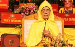 Pháp chủ Giáo hội Phật giáo VN ra thông điệp phản đối TQ