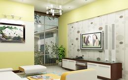 Bài trí phòng khách thế nào để đón tài lộc vào nhà năm Giáp Ngọ?
