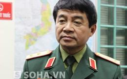 Tướng Tuấn nói về những thông tin mới nhất vụ máy bay rơi