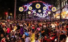 10 bức ảnh ấn tượng đêm Noel ở Việt Nam