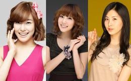 Khuôn mặt thật của các hot girl Hàn Quốc