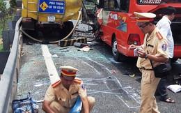 Xe cấp cứu không cứu người trong tai nạn thảm khốc 7 người chết