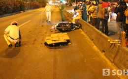 Tai nạn kinh hoàng: Thanh niên ngã xuống đường, xe tải cán qua