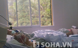 Thông tin mới nhất ở viện về nạn nhân trong vụ đâm xe ở Xã Đàn