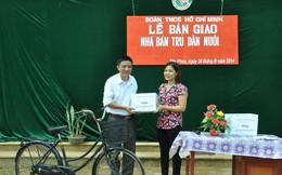 Soha News, VINGROUP tặng 50 triệu xây nhà cho HS nghèo ở Hoà Bình