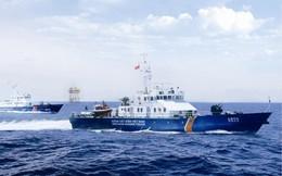 Toàn cảnh đội tàu tuần tra của Cảnh sát biển Việt Nam