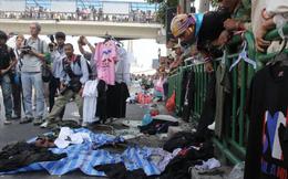 Thái Lan công bố ảnh nghi phạm tấn công trại của người biểu tình