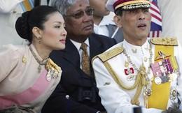 Thái tử Thái Lan tước ngôi vị hoàng tộc của gia đình vợ