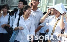 Bộ GD&ĐT chính thức công bố điểm sàn đại học 2014