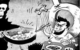 Ly kỳ món ăn cường dương giá 500 nghìn 1 miếng của đại gia Việt