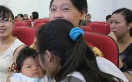 Gặp gỡ 100 em bé sinh ra bằng phương pháp thụ tinh trong ống nghiệm