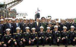 Lương của lính tàu ngầm Việt Nam là bao nhiêu?
