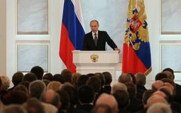 Không cho phép áp dụng kịch bản Nam Tư chia rẽ nước Nga