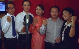 Clip 10 diễn giả hàng đầu Việt Nam hát 'Tự nguyện' gây xúc động