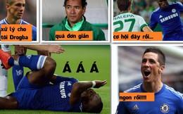 Hành vi hãm hại Drogba của Torres bị bại lộ!