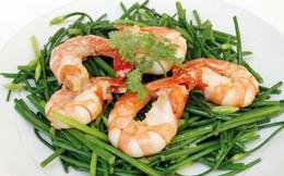 10 món ăn dễ làm chữa bệnh yếu sinh lý cho ông xã