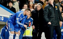 Mourinho nhận tin sốc từ Fernando Torres