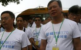 """Báo Trung Quốc kêu gọi dân ứng xử vụ MH370 """"đúng mực"""""""