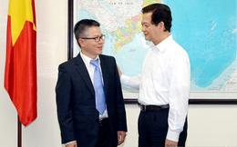 Thủ tướng tiếp Giáo sư Ngô Bảo Châu