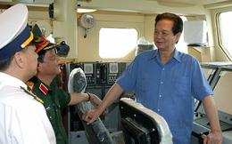 Thủ tướng kiểm tra tiến độ đóng tàu tên lửa Molniya Việt Nam