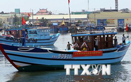Hội Nghề cá đòi Trung Quốc bồi thường vụ đâm chìm tàu cá ngư dân