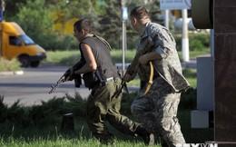 Nga: Ukraine sử dụng vũ khí cấm trong giao tranh ở Slavyansk