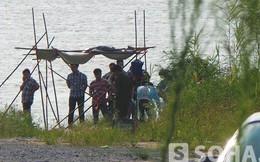 Tìm thấy xác không đầu ở sông Hồng nghi là chị Huyền vụ Cát Tường